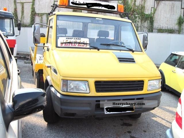 1995 Iveco  Daily CARROATTREZZI 59/12 Van or truck up to 7.5t Other vans/trucks up to 7 photo
