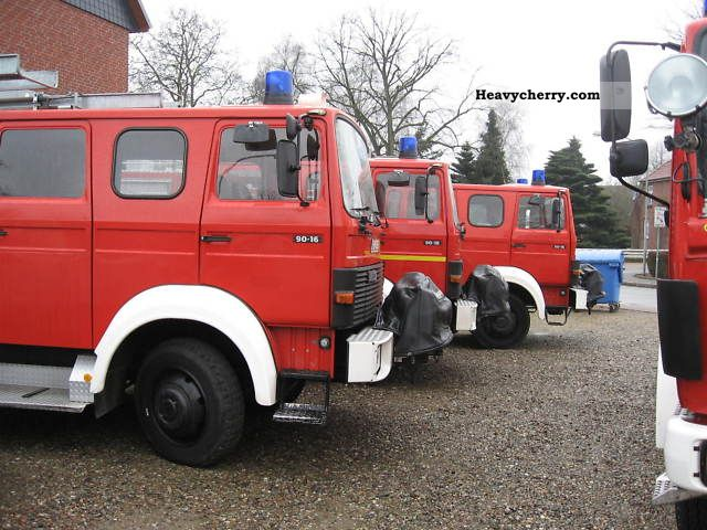 iveco magirus 90 16aw lf 16 ts all wheel fire 1989 other. Black Bedroom Furniture Sets. Home Design Ideas