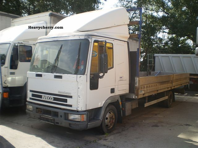 1998 Iveco  Euro Cargo 75E14 Van or truck up to 7.5t Other vans/trucks up to 7 photo