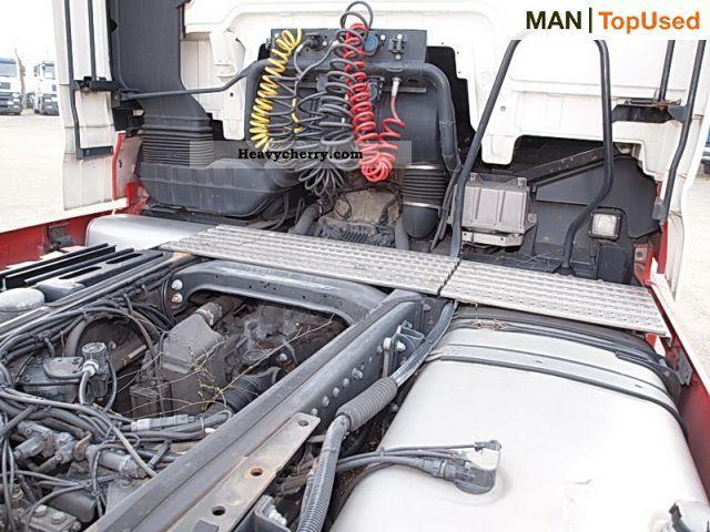 Man Tgx 18 440 4x2 Bls 2009 Standard Tractor Trailer Unit