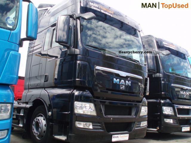 Man Tgx 18 480 4x2 Lls 2008 Standard Tractor Trailer Unit