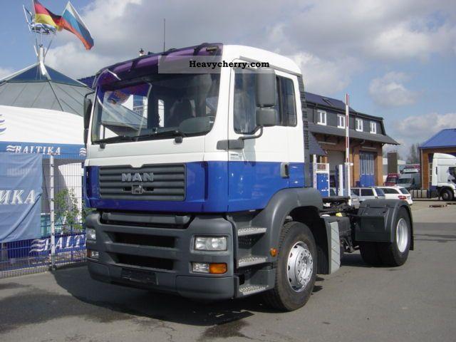 2003 MAN  TGA 18.360 Semi-trailer truck Standard tractor/trailer unit photo