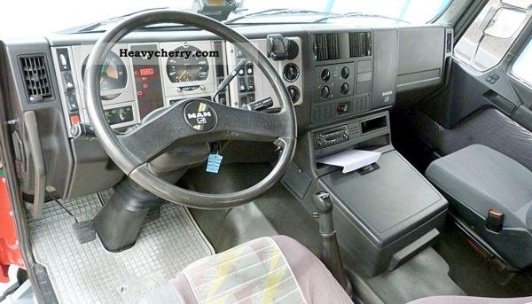 Man 32 464 Vf L Rear Tipper 8x4 Euro 3 2001 Tipper Truck