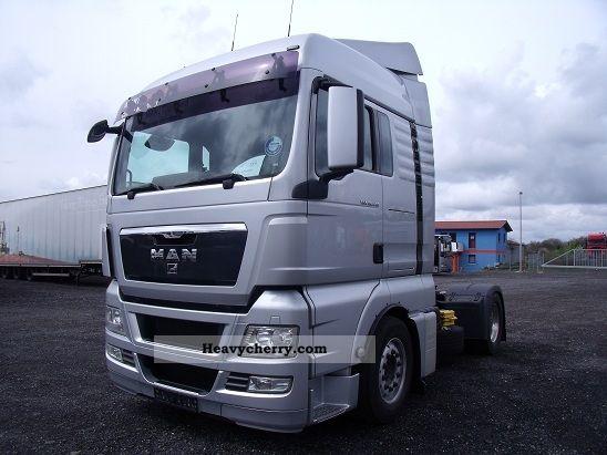 e8322047f5 ... MAN TGX 102 563 18 440 LLS-AS Tronic XLX EURO 4 2008 Volume trailer