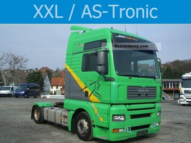 2006 MAN  18.430 XXL BLS Eu3 Intarder Air Cruise Semi-trailer truck Volume trailer photo