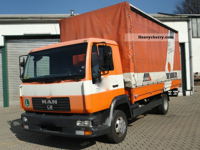 Tarp with crane van or truck up to 7 5t truck mounted crane photo 5