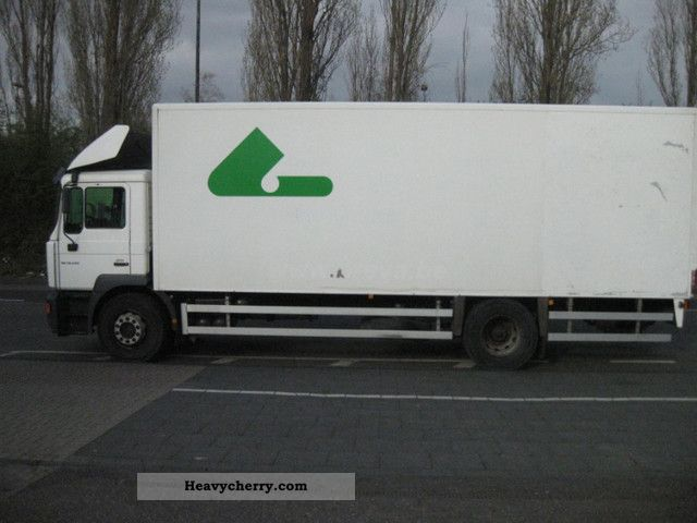 2003 MAN  ME 18 280 LBW Truck over 7.5t Box photo