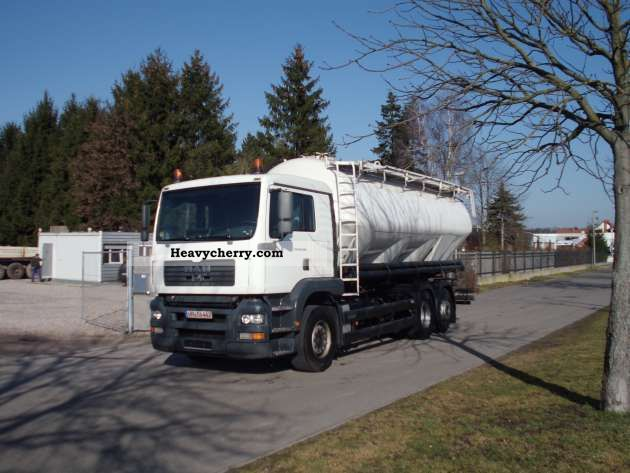 2003 MAN  26 460 Truck over 7.5t Food Carrier photo