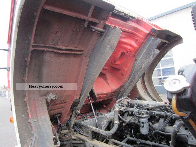 Vw Atlas Towing Capacity >> MAN VW 8.136 FAE 4x4 winch 5t FeuerwehrFiretruckRW 1 1988 Box Truck Photo and Specs
