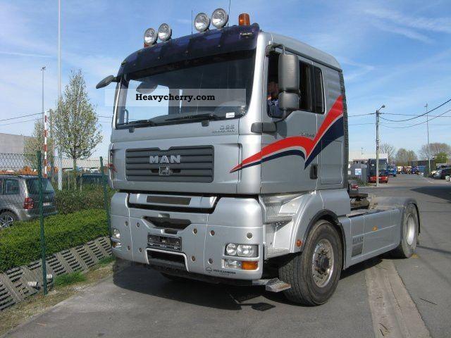 MAN 18.480 TGA 4x4 BLS H 2007 Other semi-trailer trucks ...