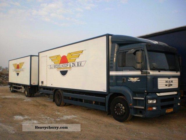 2003 MAN  TG18.310 BAKWAGEN Truck over 7.5t Box photo