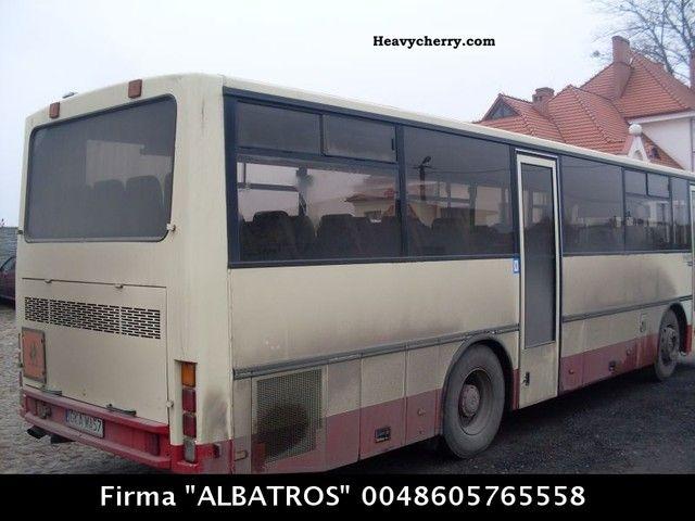 1994 MAN  UEL 320 10 METERS! AS 303 Coach Public service vehicle photo