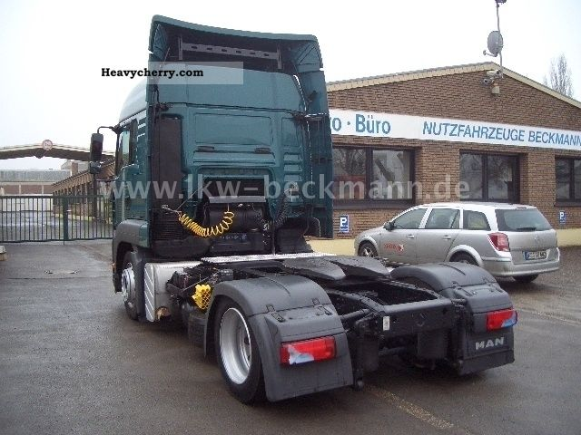 Man 18 390 18 430 Not Only 406 Tkm 2005 Standard Tractor