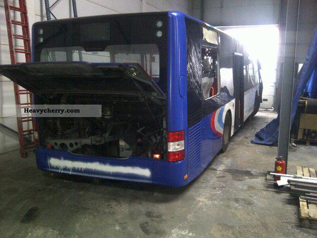 2007 MAN  City Lions A 21 € 4 Coach Public service vehicle photo