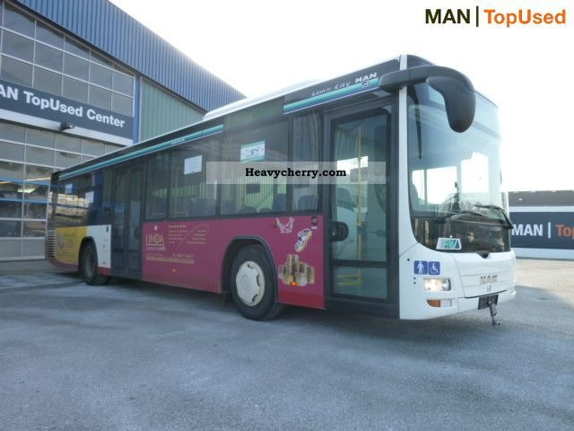 2010 MAN  LE LION'S CITY / A78 Coach Public service vehicle photo