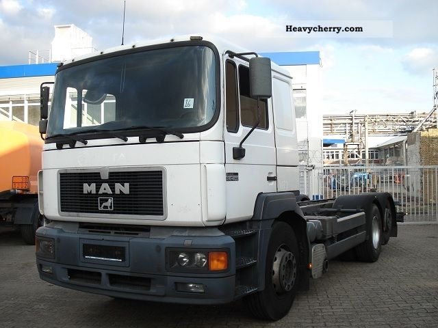 1999 MAN  26 403 Truck over 7.5t Chassis photo