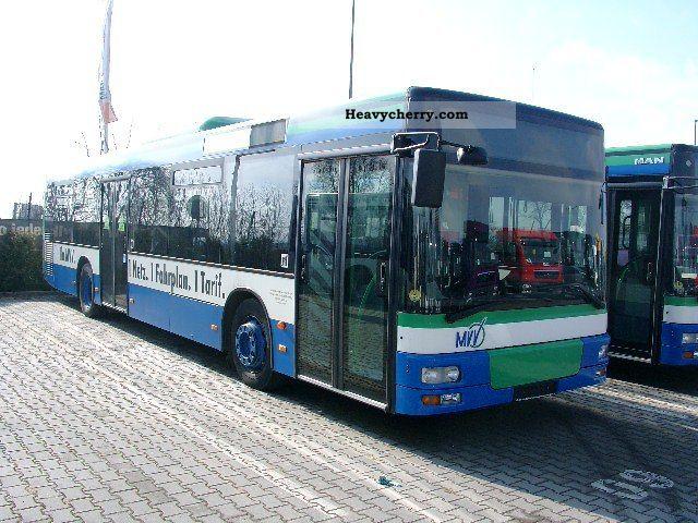 2003 MAN  A21 Coach Public service vehicle photo