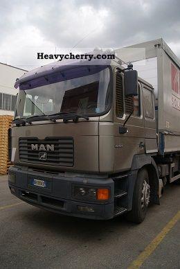 2000 MAN  Man 26-464 Truck over 7.5t Dumper truck photo