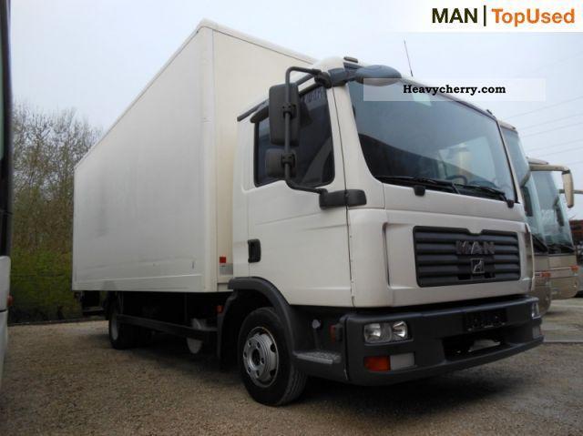 2007 MAN  TGL 7.150 4X2 BB (Euro 4) Truck over 7.5t Box photo