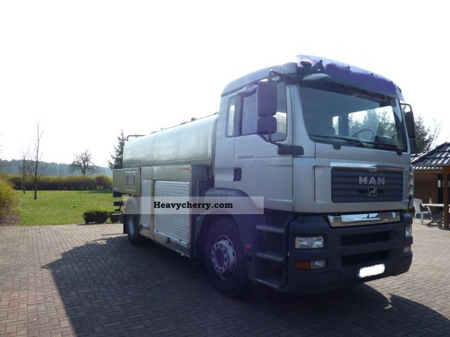 2008 MAN  TGA 18 440 4x2BL ABO CONDOR V 1000SL Truck over 7.5t Food Carrier photo
