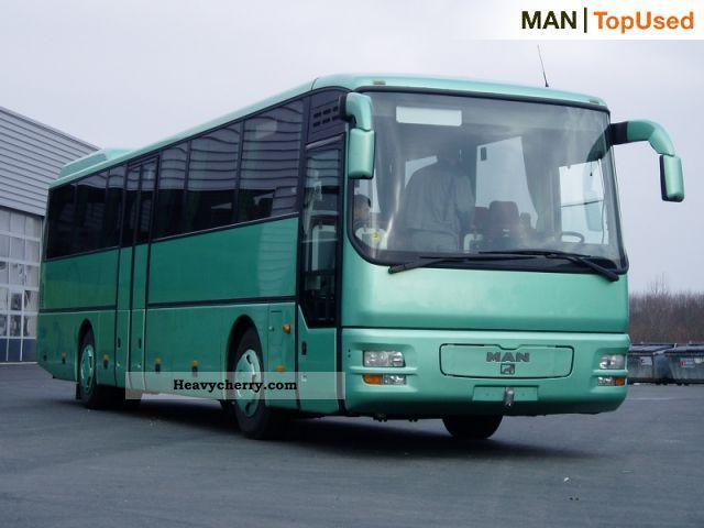 2003 MAN  OL 313 / A01 Coach Cross country bus photo