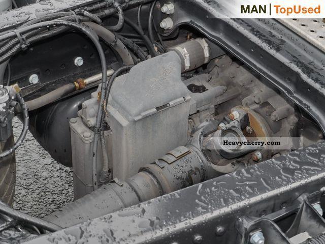 Man Tgx 18 400 4x2 Bls Zf Automatic Transmission