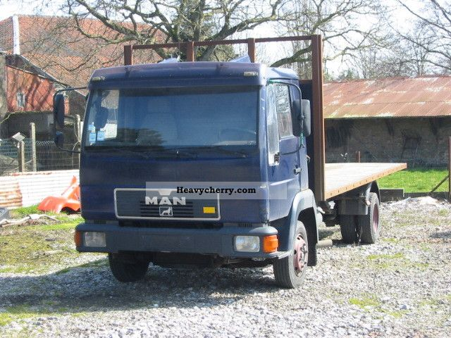 1996 MAN  W.90 Truck over 7.5t Chassis photo