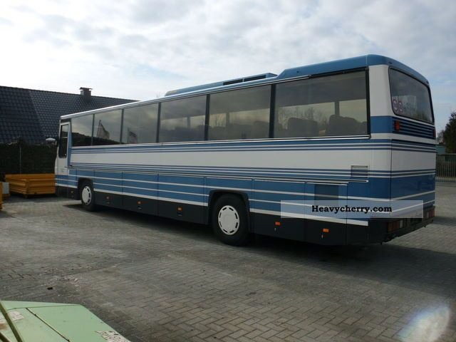 1986 MAN  SR 362 FRH Coach Coaches photo