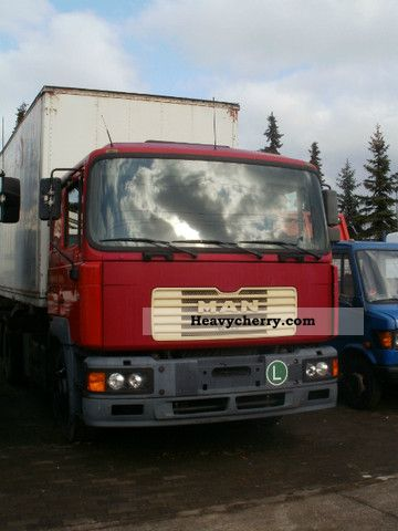 1999 MAN  26.414 (F2001) Truck over 7.5t Chassis photo