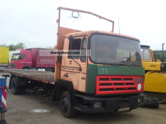 1992 MAN  19-192 Van or truck up to 7.5t Chassis photo