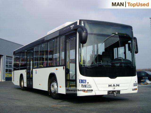2009 MAN  LE LION'S CITY / A78 Coach Public service vehicle photo