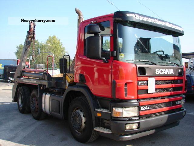 1998 MAN  19 463 FLS / Kipphydraulik, engine failure, Semi-trailer truck Standard tractor/trailer unit photo