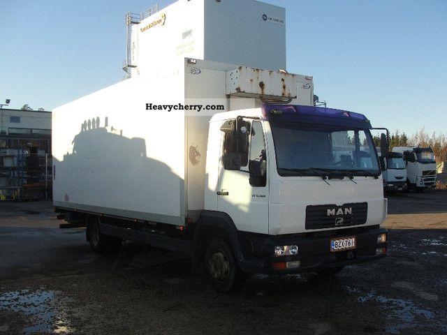 2003 MAN  LE 8.180 Truck over 7.5t Box photo