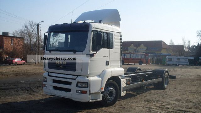 2003 MAN  TGA 18.310 Truck over 7.5t Swap chassis photo