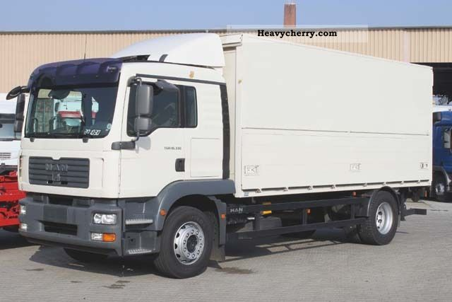 2008 MAN  TGM 18 330 LL, beverage case (LASI) + LBW, E4 Truck over 7.5t Beverage photo