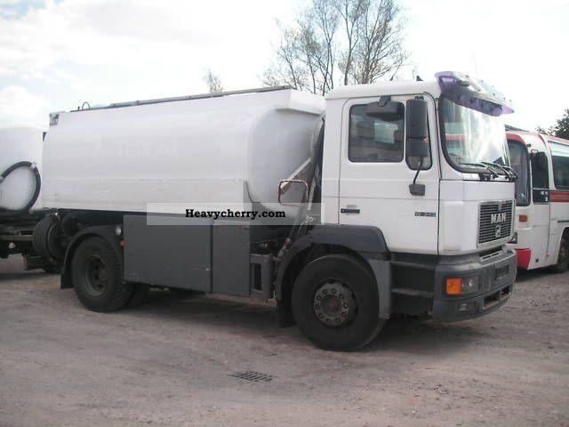 diesel tanker standard