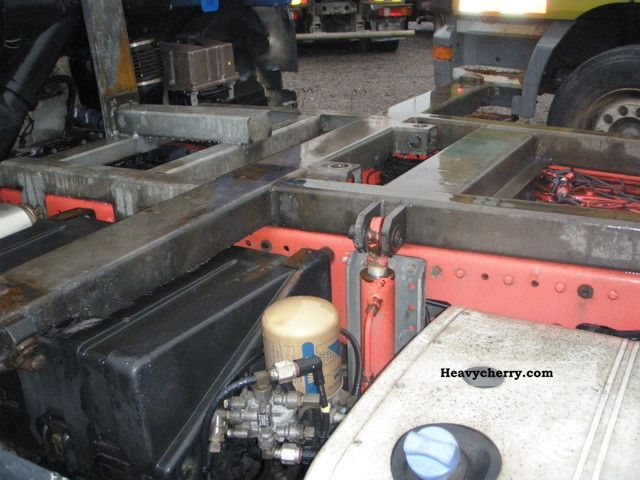 MAN 26 440 ENGINE FAILURE 2006 Swap chassis Truck Photo and Specs