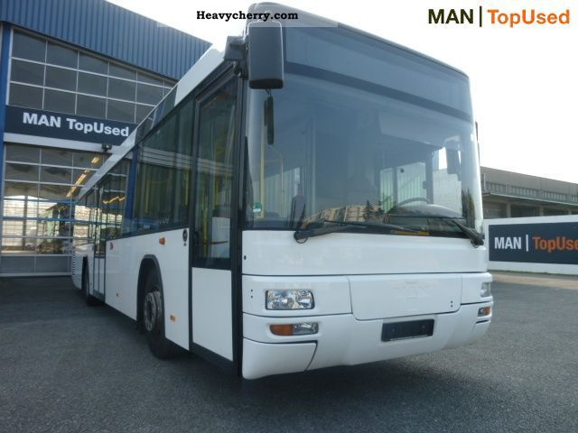 2007 MAN  LE LION'S CITY / A78 Coach Public service vehicle photo