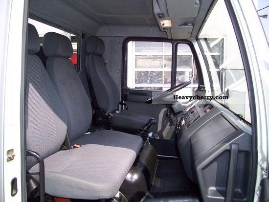 Man 8163 Sliding Platform 1999 Other Vans Trucks Up To 7