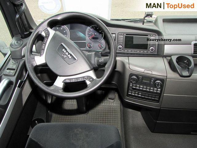 Man Tgx 18 540 4x2 Bls 2007 Standard Tractor Trailer Unit