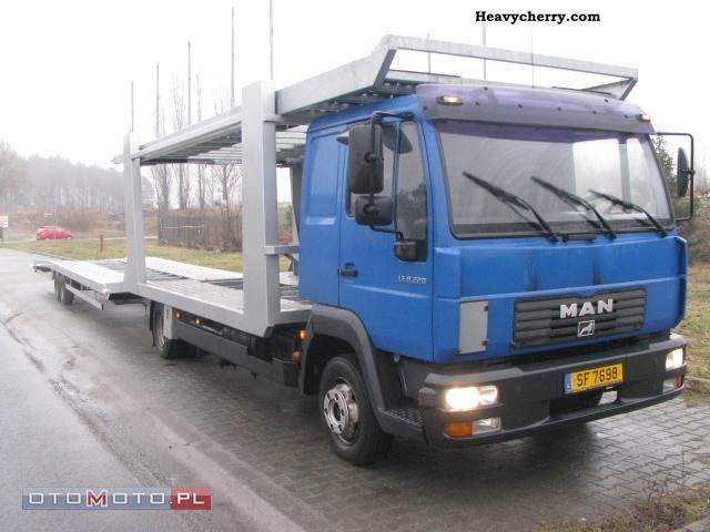 2003 MAN  LE 8220 Truck over 7.5t Other trucks over 7 photo