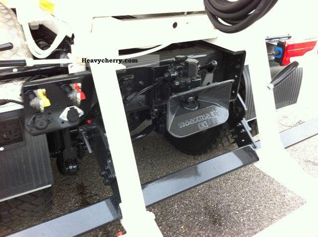 Man Tgs 35 440 8x4 Tipper Change System Mixer 2011