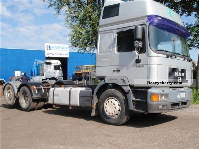 MAN 26 463 1998 Chassis Truck Photo and Specs