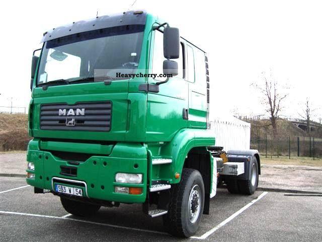 2003 MAN  TGA 18.480 FALS Semi-trailer truck Other semi-trailer trucks photo