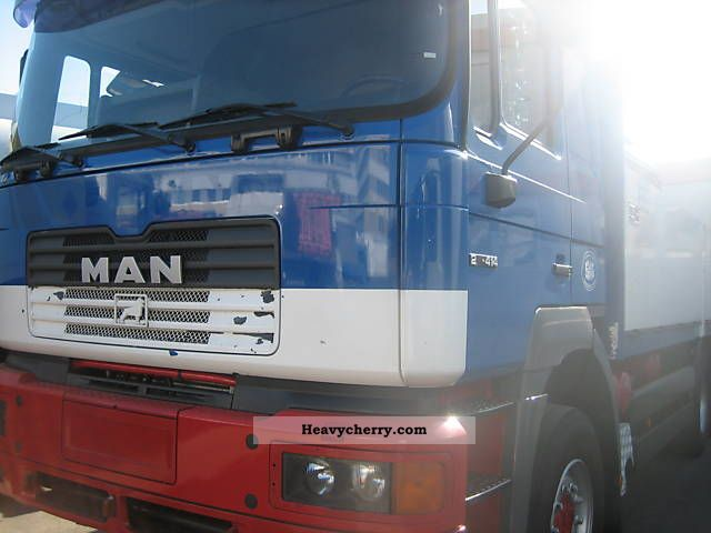2000 MAN  26.414 6x4 Truck over 7.5t Truck-mounted crane photo