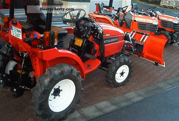 Mitsubishi Tractor Mt Parts : Mitsubishi mt wheel with new straßenzul