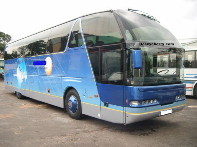 2002 Neoplan  N 516 SHD Starliner EURO 3 Coach Coaches photo