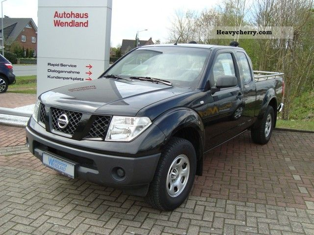 nissan navara king cab business 2005 stake body truck photo and specs. Black Bedroom Furniture Sets. Home Design Ideas