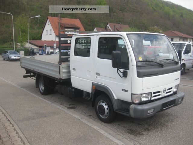 Nissan CABSTAR 35.13 DOCA 2005 Stake body Truck Photo and ...