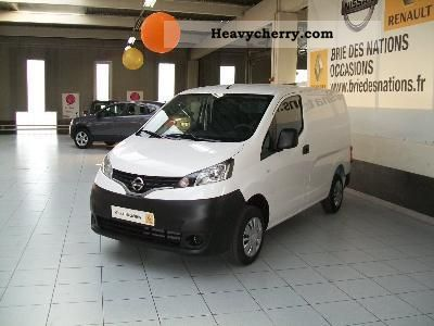 nissan nv 200 utilitaire fourgon 1 5 dci 85 eur 2012 box. Black Bedroom Furniture Sets. Home Design Ideas
